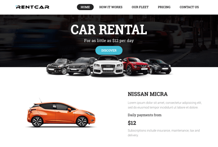 Car Rental Are Us -Drive our best fleet ever.